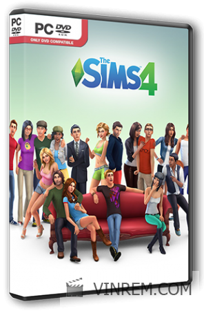 The SIMS 4: Deluxe Edition (2014) PC | Лицензия