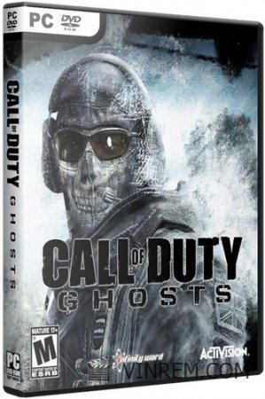 Call of Duty: Ghosts - Ghosts Deluxe Edition [Update 18] (2013) PC | Rip