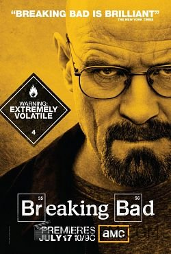 Во все тяжкие Breaking Bad (2008-2013)