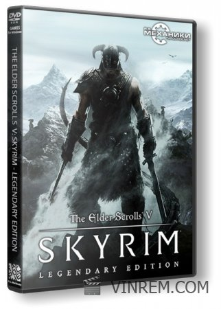 The Elder Scrolls V: Skyrim - Legendary Edition (2011) PC | RePack от R.G.  ...