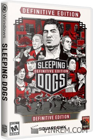 Sleeping Dogs: Definitive Edition (2014) PC | RePack от SEYTER