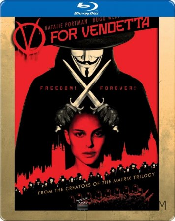 «V» значит Вендетта | V for Vendetta (2005)